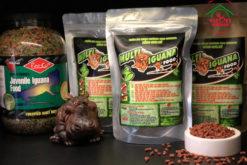 Multi Iguana Food