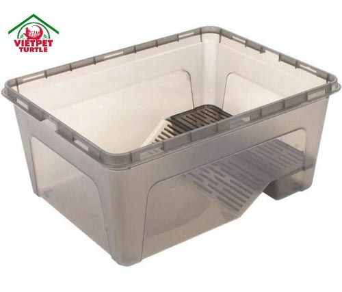 hộp nuôi rùa nước