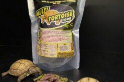 Thức ăn khô cho rùa cạn
